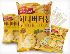 Honey Butter Chip 60g Korean Potato Snack-1 bag_10 days shipping