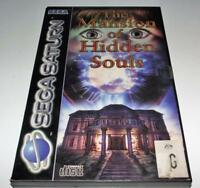 The Mansion of Hidden Souls Sega Saturn PAL *Complete*