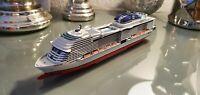 1:1250 MSC Meraviglia Cruise Ship Full