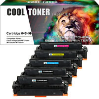 5 Pack for Canon 046H Toner Cartridge ImageClass MF733Cdw MF731Cdw LBP-654Cdw