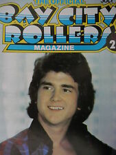 THE OFFICIAL BAY CITY ROLLERS MAGAZINE NO 20 JULY 1976