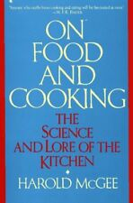 On Food And Cooking: The Science and Lore of the K