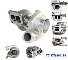 Gt3582 Gt35 T4-4 bolt divided Flange Turbo Compressor A/R 0.70 Turbine A/R 0.63