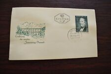 AUSTRIA  971  FIRST DAY COVER FDC