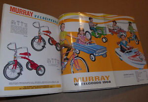 VTG 1968-69 WHOLESALE TOY CATALOG! BARBIE/GI JOE/TONKA/PLAYSKOOL/MURRAY/ROBOTS++