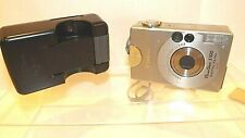 Canon PowerShot S100 DIGITAL ELPH 2.1MP Digital Camera NICE with extras