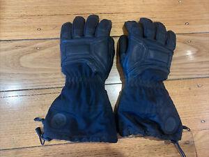 Black Diamond Guide leather ski gloves - Mens Medium