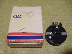 NEW OEM OMC Evinrude Johnson 986789 Choke Thermostat 5.7L Cobra HH2