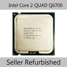 Intel Core 2  Q6700 2.66GHz/8M/1066 FSB LGA 775 Desktop CPU Processor AR02MG