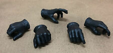 1/6 BLADE GLOVED HANDS Head Sculpt Gun Clothing Abigail whistler suit Hot Toys