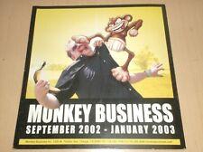 catalog vintage skateboard monkey business 2002 .D