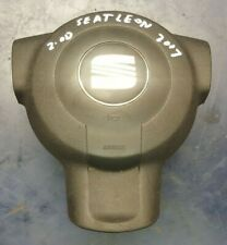 2007 SEAT LEON GENUINE STEERING AIRBAG FRONT RIGHT DRIVER AIR BAG CA300831XX