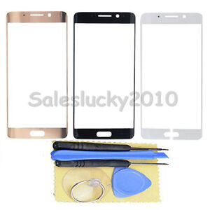 For Huawei Mate 9 Pro Front Outer Glass Panel Touch Screen Lens Replacement+Tool