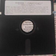 Dingsda (PCSL 1991) C64 Diskette (Disk etc) 100% ok