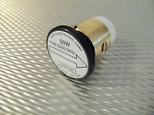 Bird Apm-16 Thruline WattMeter Element 50W Apm-50L 1700-2200Mhz / 43 Type