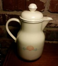 "Villeroy & Boch AMALFI Coffee Pot, 6 cup / 7 1/2"", Excellent"