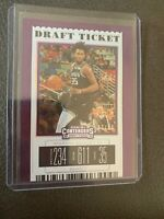 MARVIN BAGLEY 2019-20 Panini Contenders Draft Ticket /99 Purple Parallel