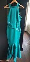 Lipsy Women's Green Maxi  Dress  Size 12