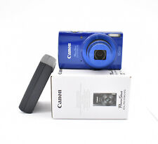 Canon PowerShot ELPH 190 IS Camera With 10x Optical Zoom & Built-In WiFi - BLUE