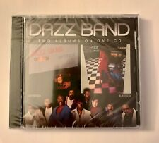 DAZZ BAND Joystick + Jukebox NEW SEALED CD 2 LPs 2011 FunkytownGrooves RARE OOP