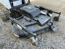 2012 Bobcat 72 Finish Mower For Skid Steers Amp Track Loaders Ssl Quick Attach
