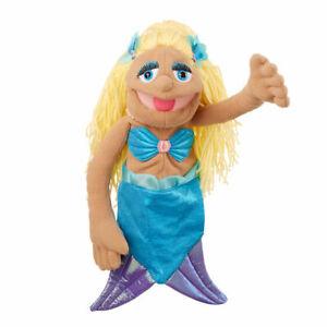 Melissa and Doug Mermaid Puppet   Pretend Play