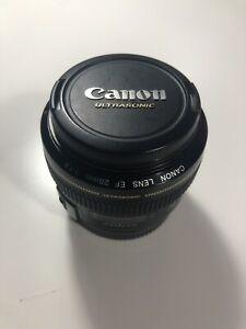 Canon EF 28mm f/1.8 USM Full Frame Lens 5D 6D 1D 7D