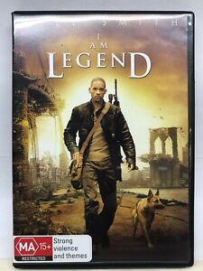 I Am Legend - DVD - AusPost with Tracking