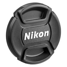 New 52 mm Lens Cap Snap-on Center Pinch Front Lens Caps Cover for Nikon Lens