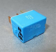 266-Toyota Lexus 4-Pin Blue A/C Cooling Fan Relay 90987-02027 Denso 156700-2870