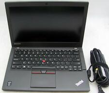 Lenovo Thinkpad X250 i5-5300U 2.3GHz 8GB 500GB SATA Laptop with Adapter