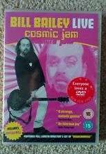 ***NEW AND SEALED*** Bill Bailey Live - Cosmic Jam DVD