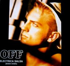 "12"" - Off - Electrica Salsa (Baba Baba) (TECHNO DISCO) SPANISH PRESS NEW LISTEN"