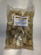 Eco Friendly Heat Logs Briquettes 250kg in 10kg bags