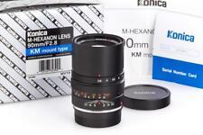 Konica M-Hexanon 2,8/90mm f. Leica // 31397,4