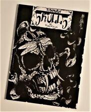 Tattoo Design Black & Grey Skulls by HoriMouja Flash Book