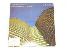 Rodion Shchedrin - LP - Piano Concertos Nos. 1 & 2 - Eterna STEREO 8 26 461