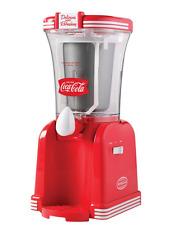 Slush Machine Frozen Drink Granita Ice Slushie Maker Nostalgia Coca-Cola Series
