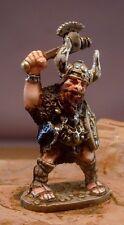 60mm  Metal Viking Charactor Figure Painted!