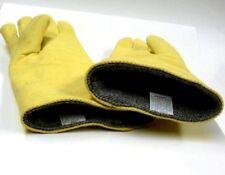 "Gloves High Temperature Heat Resistant Furnace Melting Casting Glove 18"" HI-Temp"
