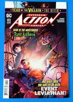 Superman ACTION COMICS #1013 COMIC BOOK ~ MODERN AGE 2018 DC ~ NM/NM