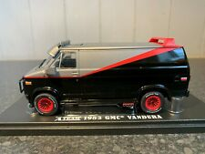 GREENLIGHT THE A TEAM 1983 GMC VANDURA LIMITED EDITION 1:43 SCALE 86515