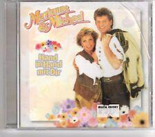 (GK408) Marianne & Michael, Hand In Hand Mit Dir - 1997 CD