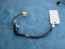 Bentley Continental Gt Gtc Flying Spur battery cut off cable fuse