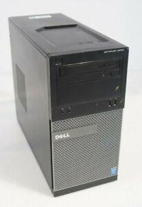 Dell OptiPlex 3020 MT Intel i5-4570 3.2GHz 8GB 500GB HDD WIN8COA Fair No OS