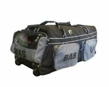 BAS Players Cricket Wheelie Kit Bag Player Grade + AU Stock + Free Ship & Extras