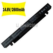Laptop Battery for ASUS X550 X550C X550D X552CL X552EA FX50JK A41-X550 A41-X550A