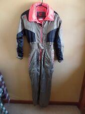 VINTAGE CARRERA women's ski suit Size 10