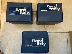 Band in Italy _ 3 X BoxSet Cofanetti 51 CD De Agostini COME NUOVO