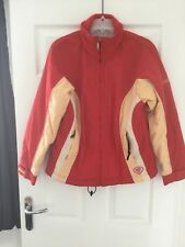 O'Neill board babes ladies red ski jacket size small
